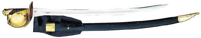 US Navy Cutlass (Navy Petty Officer Cutlass 1860)