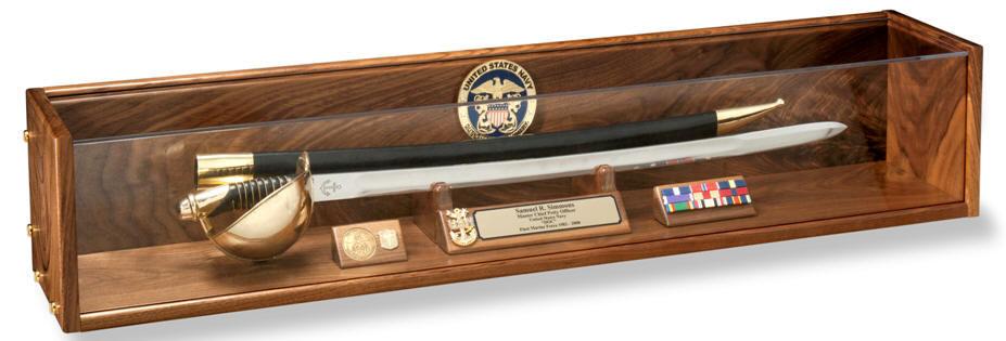 Deluxe Sword Display Box