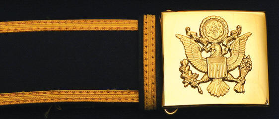 Army NCO Infantry Ceremonial Dress Belt